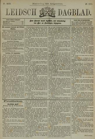 Leidsch Dagblad 1890-08-23