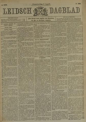Leidsch Dagblad 1909-04-01