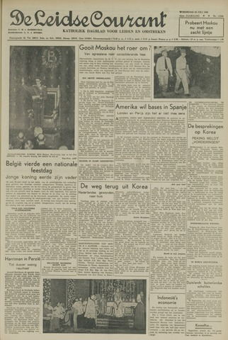 Leidse Courant 1951-07-18