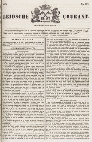 Leydse Courant 1875-10-26