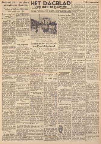 Dagblad voor Leiden en Omstreken 1944-04-24