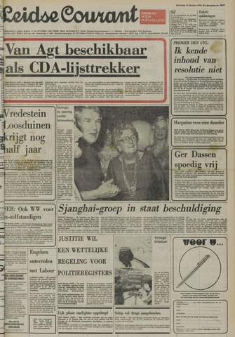 Leidse Courant 1976-10-16