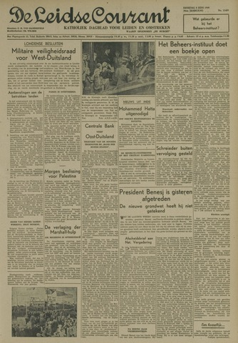 Leidse Courant 1948-06-08