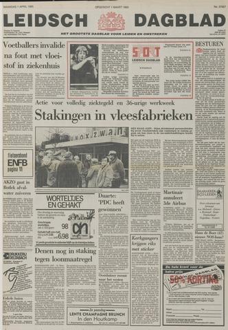 Leidsch Dagblad 1985-04-01