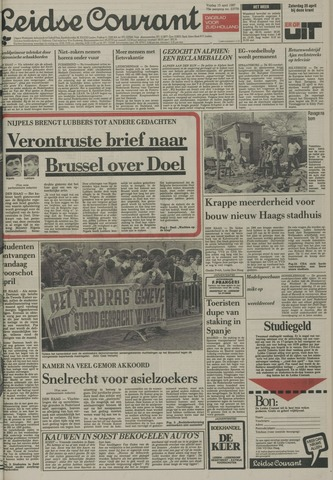 Leidse Courant 1987-04-10