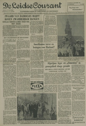Leidse Courant 1963-10-09