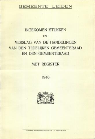 Handelingen van de Raad 1946-01-01