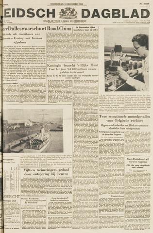 Leidsch Dagblad 1954-12-02