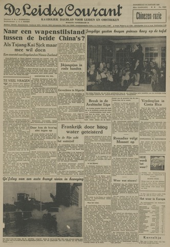 Leidse Courant 1955-01-20