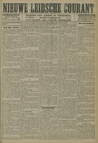 Nieuwe Leidsche Courant 1923-11-17