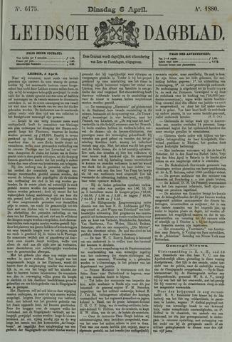 Leidsch Dagblad 1880-04-06