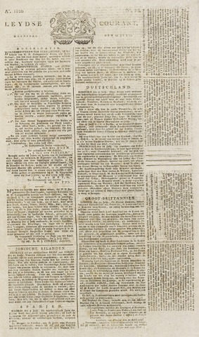 Leydse Courant 1820-07-19