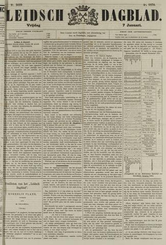 Leidsch Dagblad 1870-01-07