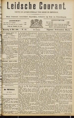 Leydse Courant 1890-05-12