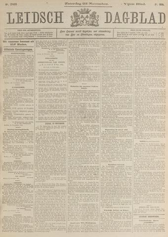 Leidsch Dagblad 1916-11-25