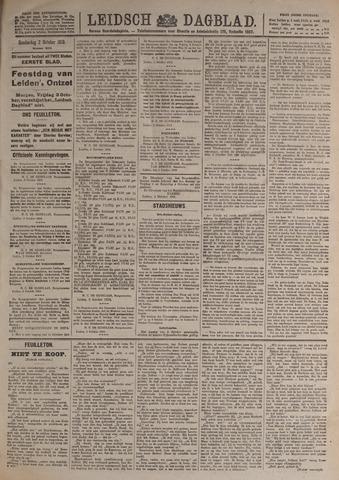 Leidsch Dagblad 1919-10-02