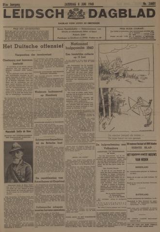 Leidsch Dagblad 1940-06-08