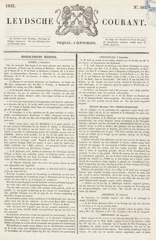 Leydse Courant 1853-09-02