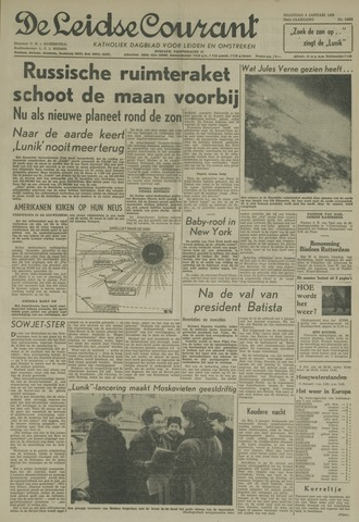 Leidse Courant 1959-01-05