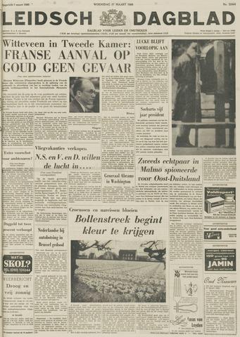 Leidsch Dagblad 1968-03-27