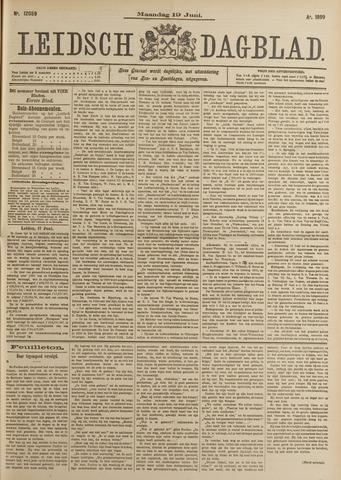 Leidsch Dagblad 1899-06-19