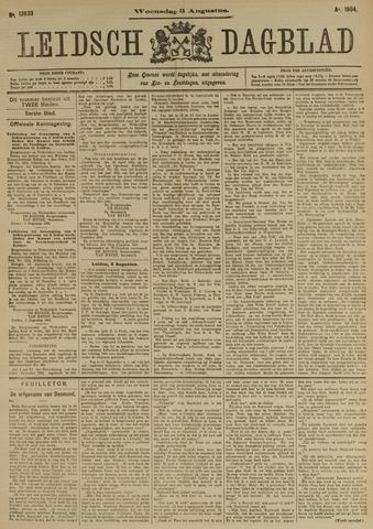 Leidsch Dagblad 1904-08-03