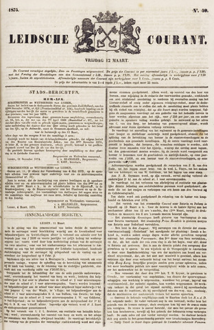 Leydse Courant 1875-03-12