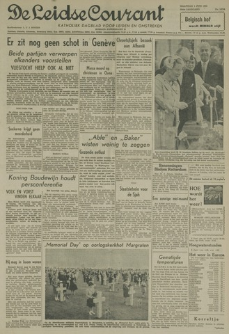 Leidse Courant 1959-06-01