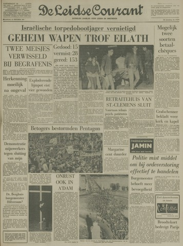 Leidse Courant 1967-10-23