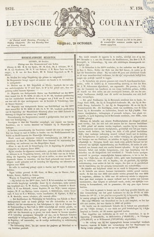 Leydse Courant 1852-10-29