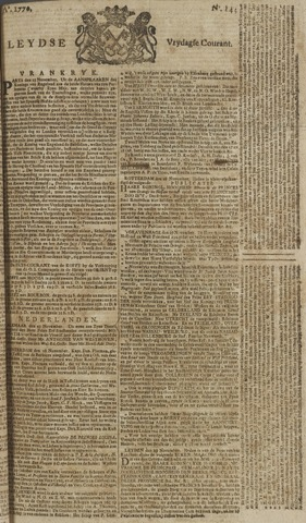 Leydse Courant 1770-11-30