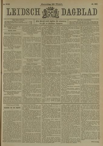 Leidsch Dagblad 1907-03-23