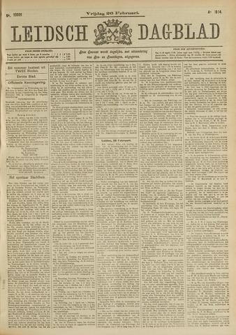 Leidsch Dagblad 1904-02-26