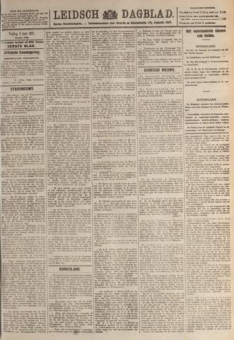 Leidsch Dagblad 1921-06-03