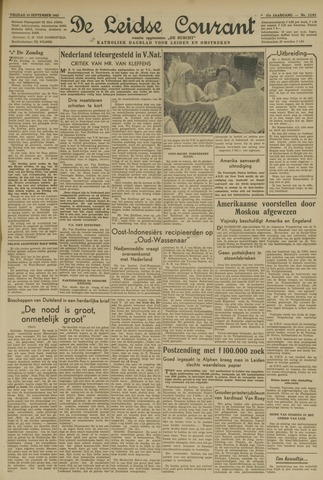 Leidse Courant 1947-09-19