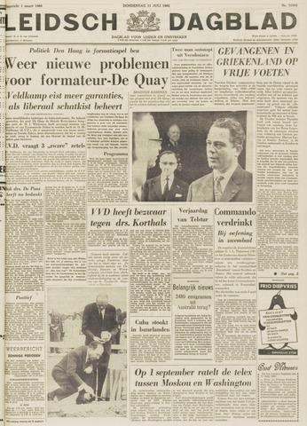 Leidsch Dagblad 1963-07-11