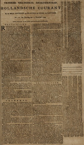 Leydse Courant 1795-12-14