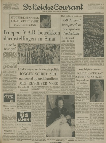 Leidse Courant 1967-05-16