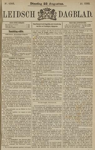 Leidsch Dagblad 1882-08-22