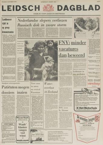 Leidsch Dagblad 1979-10-05