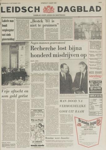 Leidsch Dagblad 1978-09-27