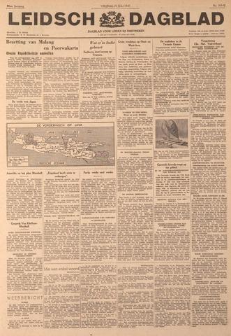 Leidsch Dagblad 1947-07-25
