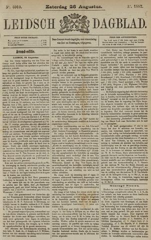 Leidsch Dagblad 1882-08-26