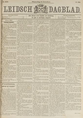Leidsch Dagblad 1894-10-08