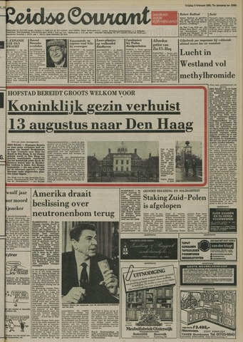 Leidse Courant 1981-02-06