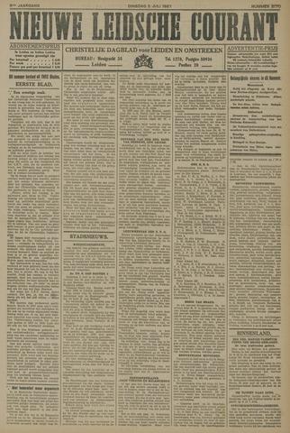 Nieuwe Leidsche Courant 1927-07-05