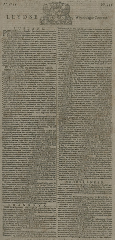 Leydse Courant 1744-09-16