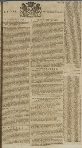 Leydse Courant 1772-05-20