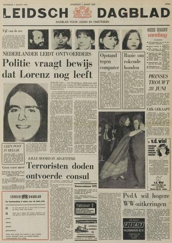 Leidsch Dagblad 1975-03-01