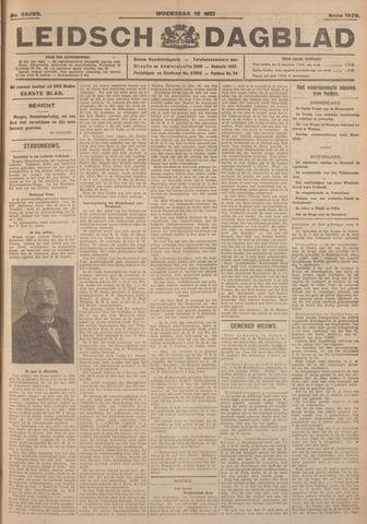 Leidsch Dagblad 1926-05-12